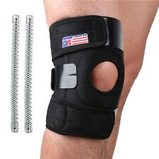 Jumper's Band Wrap Patella Knee Strap Tendon Support Fully Adjustable Running