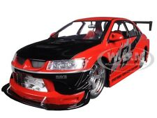 "SEAN'S MITSUBISHI LANCER EVOLUTION VIII ""FAST & FURIOUS"" MOVIE 1:18 JADA 97179"