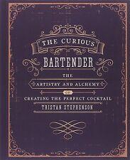 The Curious Bartender The Curious Bartender (Hardcover) NEW