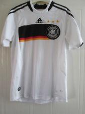 Germany 2008-2009 Home Football Shirt Size Extra Small /39312