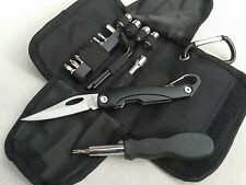 Bmw k 1200 R + Sport Tool Bag Add on bordo herramienta + bordo cuchillo todos bauj.