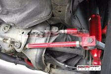 GodSpeed GSP Rear Upper Adjustable Camber Control Arms Kit 240SX S14 Zenki Kouki