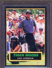 2001 TIGER WOODS ROOKIE BUICK PGA GOLF PROMO ROOKIE RC 10,000 ONLY