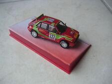 Decal 1 43 LANCIA DELTA N°127 Rally WRC monte carlo 1997 montecarlo