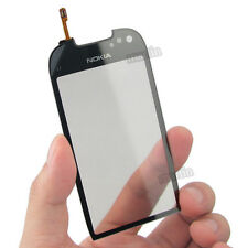 New Black LCD Touch Screen Digitizer Replacement Glass Lens For Nokia C7 C7-00