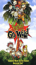 Nickelodeon RugRats Go Wild VHS NEW Sealed