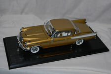 1957 Studebaker Golden Hawk 1/18 scale, die cast, Anson Classic from China