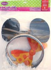 Party Favors DISNEY MINNIE MOUSE EARS Birthday Loot Bag Filler 4 Pack