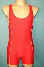 Olaf Benz BLU 1200 Beachbody Swimbody Badeanzug red  M  L   XL oder XXL