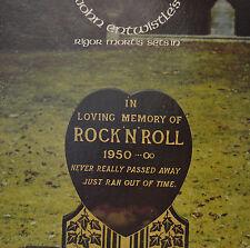 "JOHN ENTWISTLE - RIGOR MORTIS SETS IN 12""  LP (M493)"