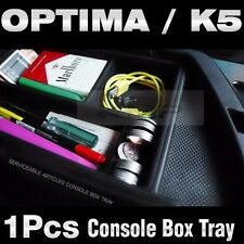 Center Console Box Tray Utility Box Organizer For KIA 2011 - 2015 Optima / K5