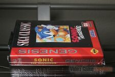 Sonic the Hedgehog Sega Classic (Sega Genesis, 1993) FACTORY SEALED! ULTRA RARE!