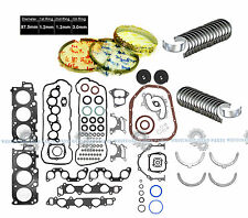 99-03 LEXUS ES300 RX300 3.0L 1MZFE 24V DOHC FULL SET ENGINE RE-RING KIT
