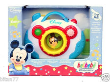 Mickey Mous Toy Camera With Sound Disney Mickey Mouse & Donald Duck Clementoni