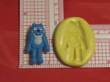Cat Dragon Character Silicone Push Mold Cake Chocolate Resin #89 Fondant Baby