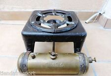 ANTIQUE STOVE HEATER COOK KEROSENE PETROL OIL PARAFFIN COPPER BURNER CAMPING