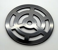 150mm / 15cm Round Metal steel Gully Grid Heavy Grate Drain Cover like cast iron