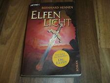 Bernhard Hennen -- ELFENLICHT / Paperback-Ausgabe  2007