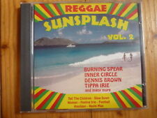 Reggae Sunsplash Vol. 2 Tippa Irie Bob Marley Gregory Isaacs Dennis Brown