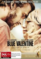 Blue Valentine NEW R4 DVD