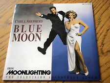 "CYBILL SHEPHERD - BLUE MOON  7"" VINYL PS"