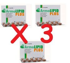 ARMOLIPID PLUS 20 COMPRIMIDOS  X 3 UNIDADES