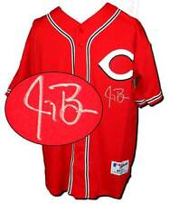 LIQUIDATION - Authentic Cincinnati Autographed Red Jersey Signed by Jay Bruce