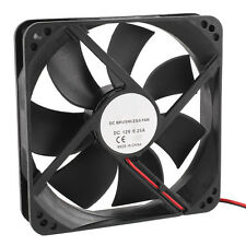Sunny 120mm x 25mm 12V 2Pin Sleeve Bearing Cooling Fan for Computer Case