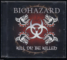 BIOHAZARD-KILL OR BE KILLED-2003-come nuovo-excellent