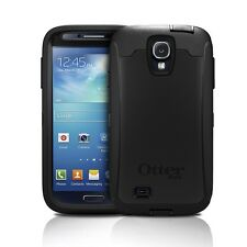 Samsung Galaxy S4 i9500 Genuine Otterbox Defender Case Cover 77-28351 - Black