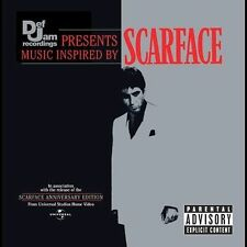 Music Inspired by Scarface [PA] by Various Artists (CD ONLY)