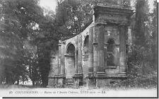 CPA 77- COULOMMIERS Ruinas del' Antiguo Castillo