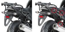 GIVI Seiten-Kofferträger PLXR208, abnehmbar, für Honda CBF 1000 / ST 10-14