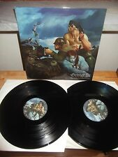 "OCTOBER FILE ""Holy Armour From The Jaws Of God"" 2LP CANDLELIGHT ITA 2007 G/F"