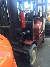 Hyster 7 Ton forklift 6200mm Lift Height Side Shift $49,499+GST Negotiable