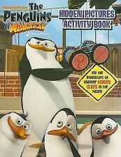 Hidden Pictures Activity Book The Penguins of Madagascar