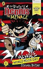 World Menace Day Butler, Steven Very Good Book