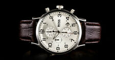 Hugo Boss Chronograph Herrenuhr HB1512447 / 1512447