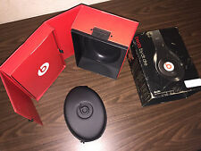 Beats by Dre Studio - Black - Box and Accessories only - No Headphones - Dr. Dre