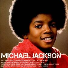 1 CENT CD Icon - Michael Jackson