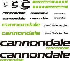 Adesivi per bici da corsa o mtb Cannondale