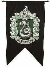 Rubies Slytherin Harry Potter Ravenclaw Hufflepuff Hogwarts Printed Banner 3998