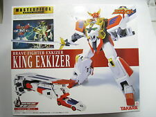MasterPiece Brave Series MP-B01 Brave Fighter King Exkizer Figure TAKARA Japan