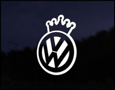 VW King Golf Polo Camper Euro DUB Vag Car VW Decal Sticker JDM Drift Vinyl