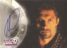 Xena Warrior Princess - Ares A2 Autograph Kevin Smith Auto