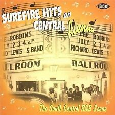 Surefire Hits on Central Avenue _ The South Central R&B Scene (Ace) CD