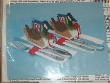 CANADA GOOSE BASKET NAPKIN RING / CANDY CUP CRAFT KIT