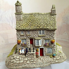 Lilliput Lane The Chocolate House cw Orig Box/Packaging - Excellent