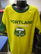 adidas MLS Portland Timbers Youth Soccer Jersey NWT $22.99 M