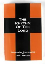 THE RHYTHM OF THE LORD Through the Bible in Verse JENNY RAWLINGS (2013) 1st Ed